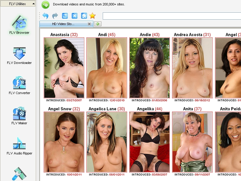 How to download videos from Caramel Mature Tube