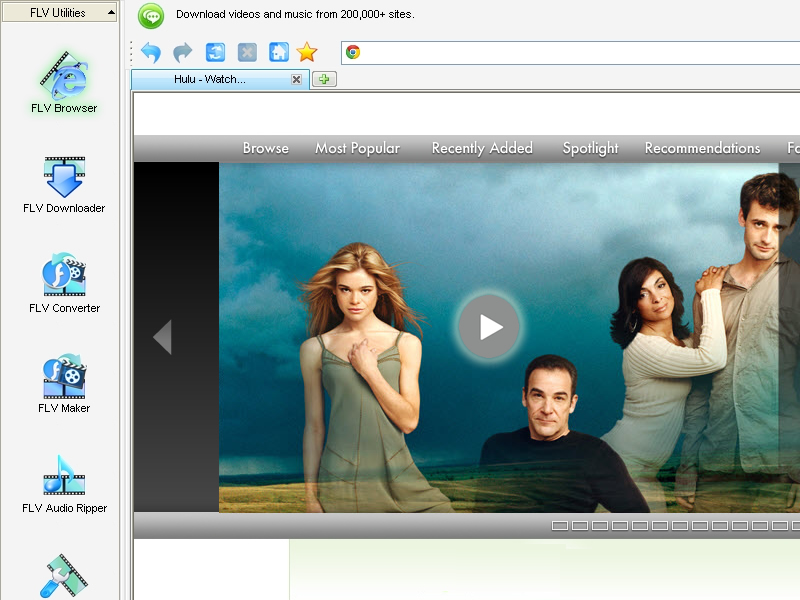 How to download videos from hi5.ru
